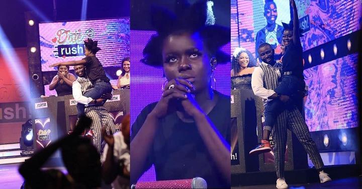 Tears Of Joy As Fatima Finally Grabs Her Dream Man On Date Rush [WATCH VIDEO]