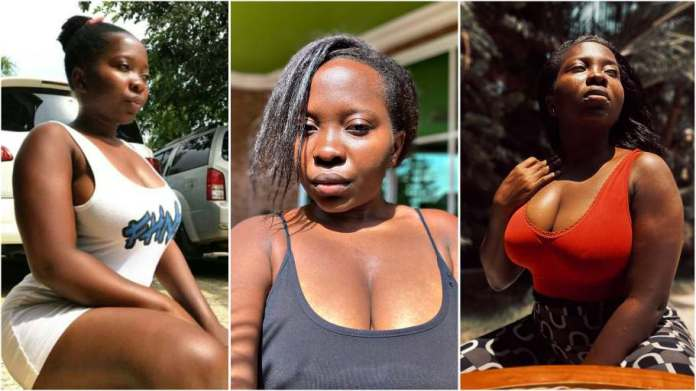 Akua Saucy finally speaks on how her bedroom videos and photos hit online [WATCH]