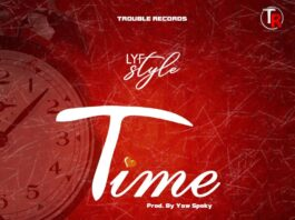 Lyfstyle - Time