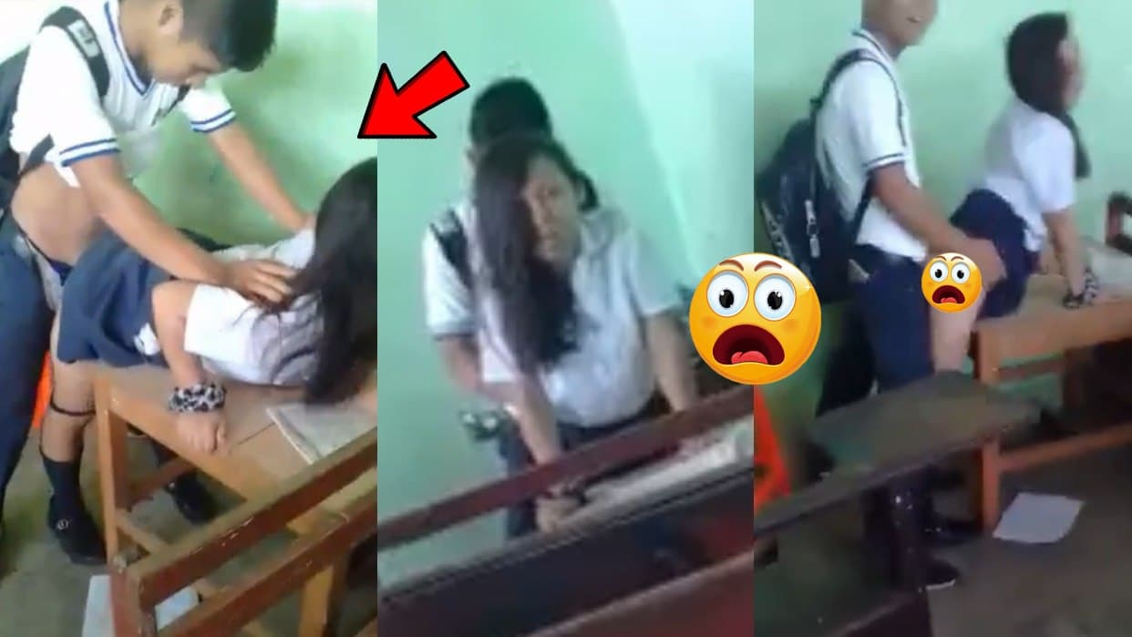 Watch What These 4 Chinese Students Were Doing To This Girl In The Classroom [WATCH VIDEO]