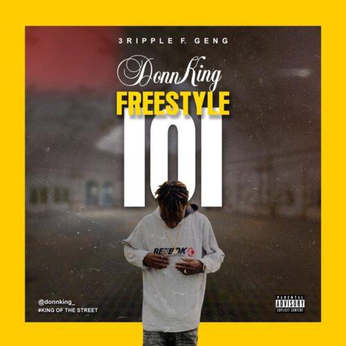 Donn King - Freestyle 101