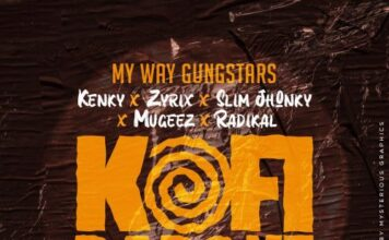 My Way Gungsters - Kofi Babone (Prod. By Survivor Beatz)