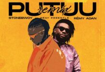 Stonebwoy - Putuu Freestyle (Pray) (Remix) Ft. Rémy Adan