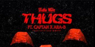 Shatta Wale Ft Ara B x Captan - Thugs