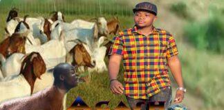Acash Gh - Mey3 Killer (Ay Poyoo Goat Diss)