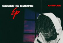 Ahtitude - Sober Is Boring Ep