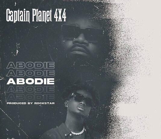 Captain Planet 4x4 Ft Kuami Eugene Abodie