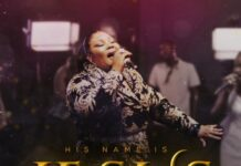 Ceccy Twum His Name Is Jesus mp3 download