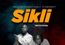Masaany Mansa Musa Ft Stonebwoy Sikli mp3 download