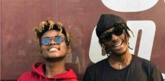 Quamina MP - Wotowei Ft Kofi Mole