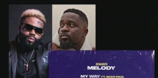 Demarco Ft Sarkodie - For You (Melody Album)