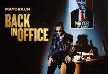 Mayorkun Back In Office Album