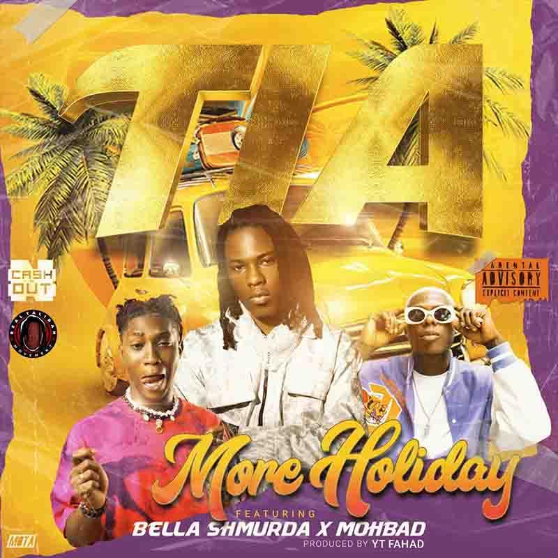 TIA More Holiday Mp3 Download Ft Bella Shmurda & Mohbad