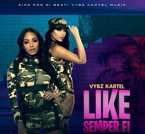 Vybz Kartel - Like Semper Fi