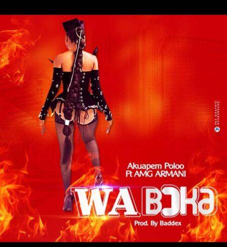 Watch Akuapem Poloo - Wa Boka Music Video Ft Amg Armani